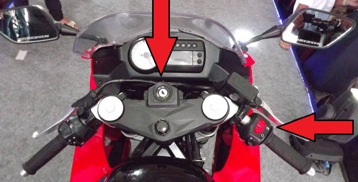 How to turn ON and OFF your motorcycle? | Rider Chris
