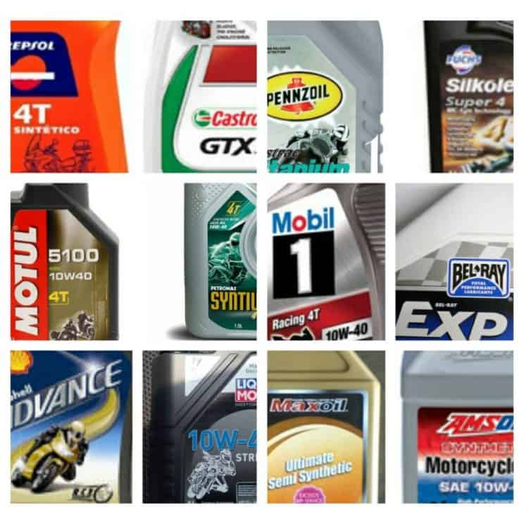 Choosing The Right Engine Oil Rider Chris