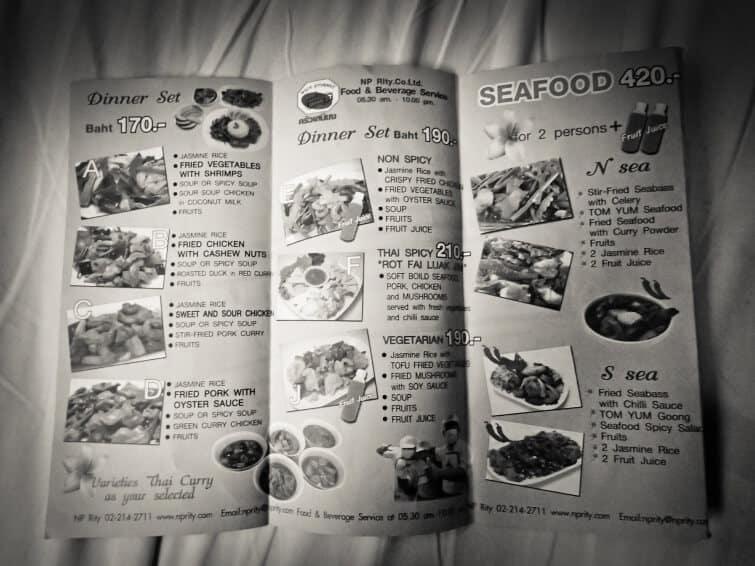 thailand-train-dinner-menu