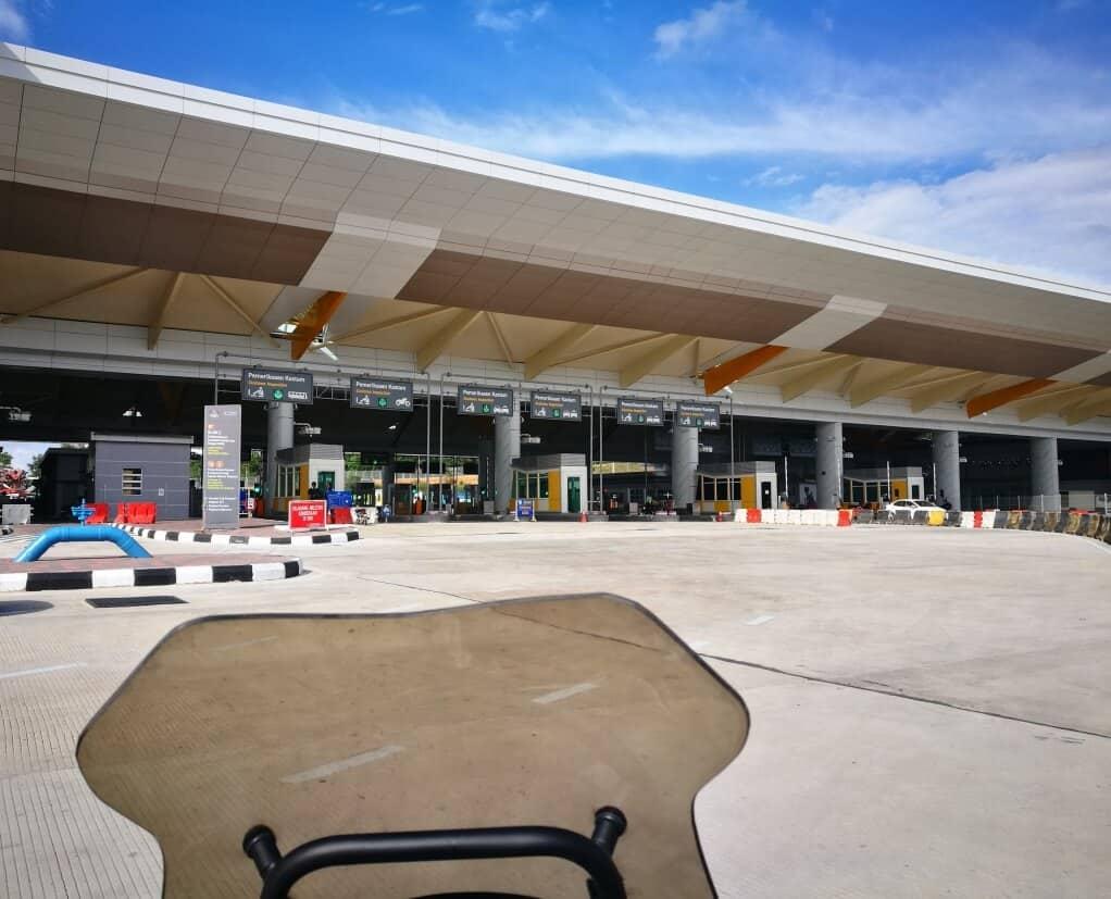 Malaysia – Thailand Border Crossing