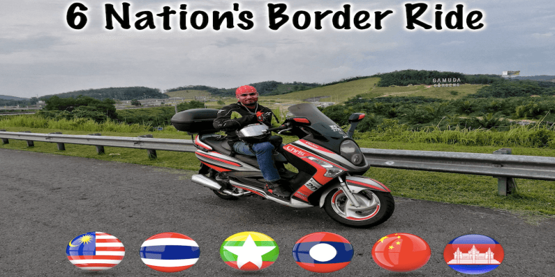 6 Nation's Borders Ride