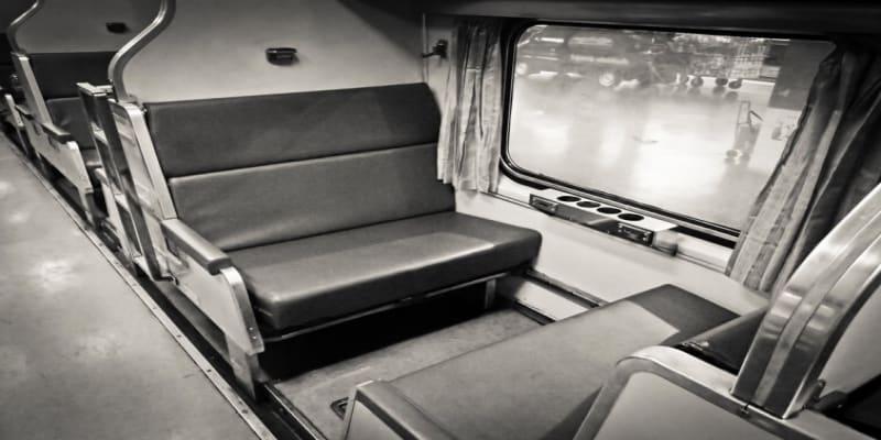Thailand SRT Train Classes Type