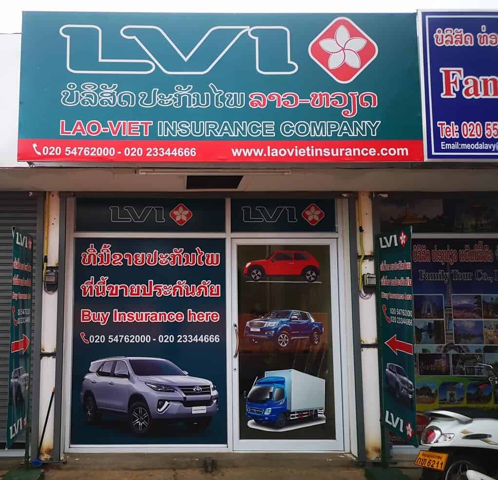 laos third party vehicle insurance