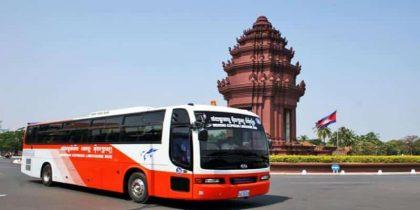 Phnom Penh to Ho Chi Minh Bus