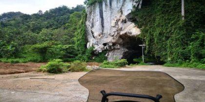 Krasaeng Cave in Yala Thailand
