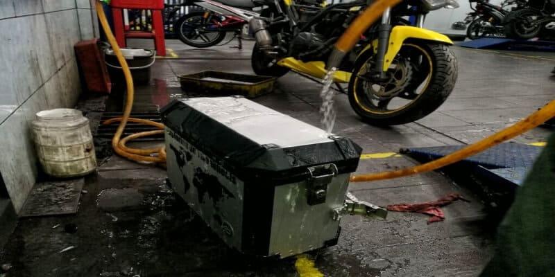 Leaking Coocase Box Fix