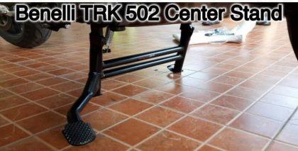Benelli TRK 502 Center Stand