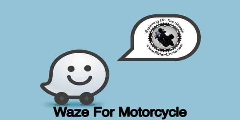 Waze For Motorcycle