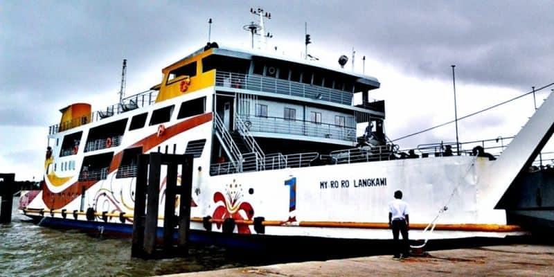 Langkawi RoRo Ferry