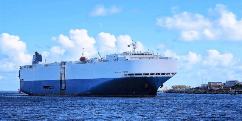 RoRo Shipping To East Malaysia