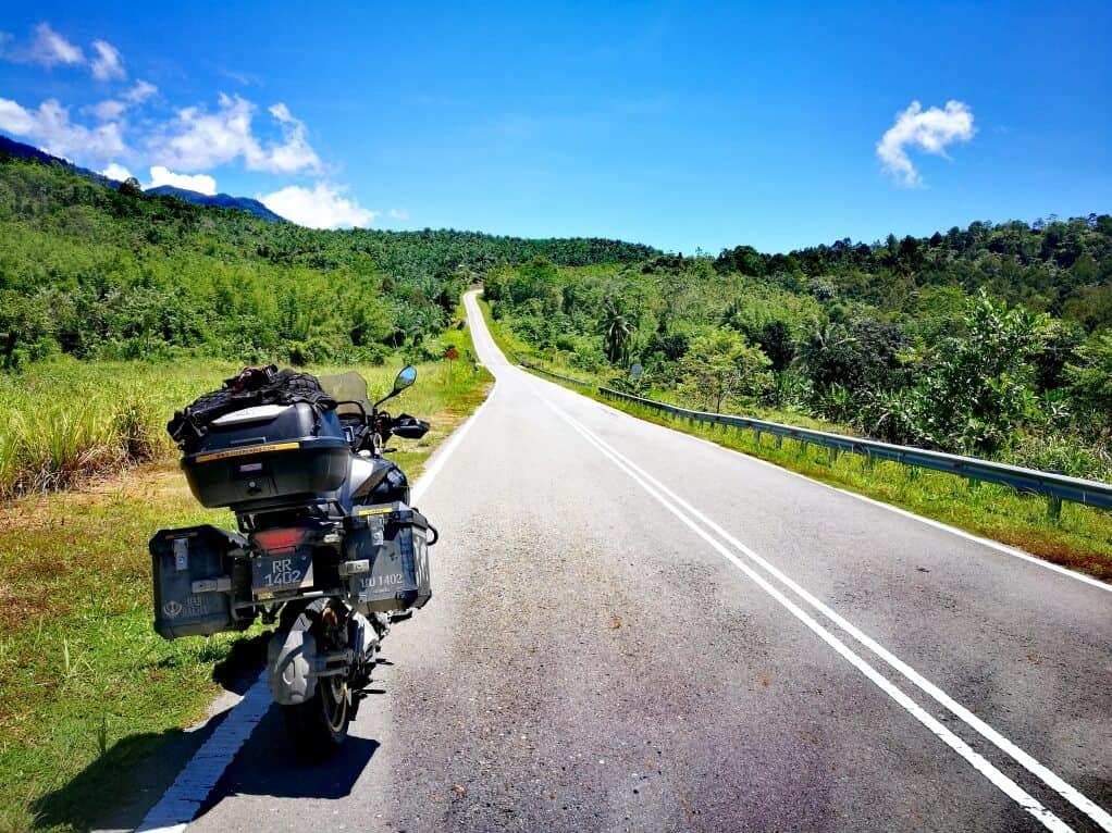 Borneo malaysia ride