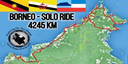 Borneo Ride