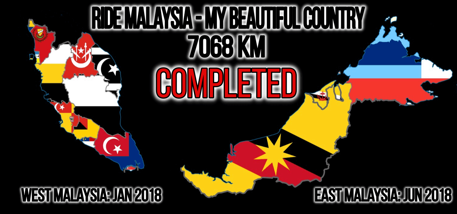 malaysia ride by rider chris