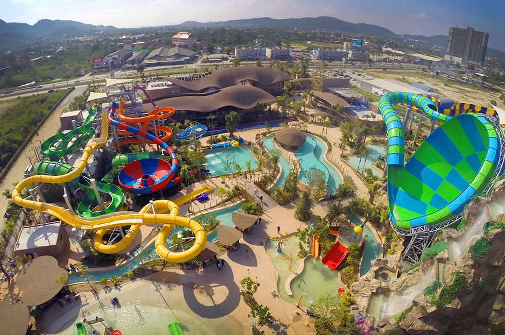 hua hin attractions - Vana Nava Water Park