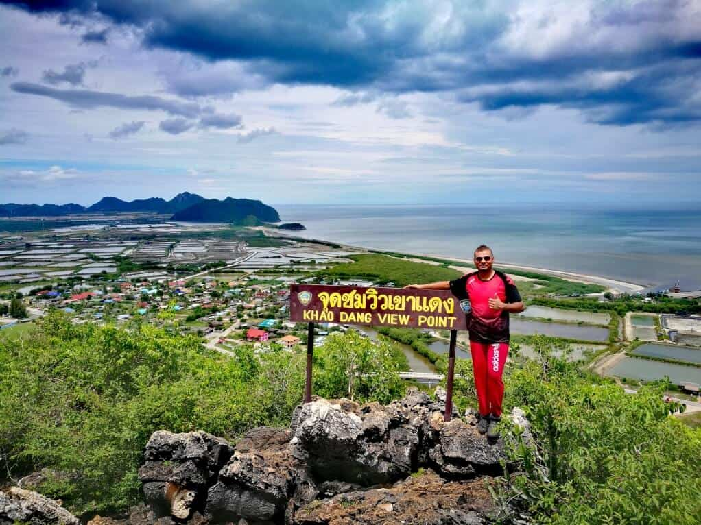 hua hin attractions - Khao Daeng View Point