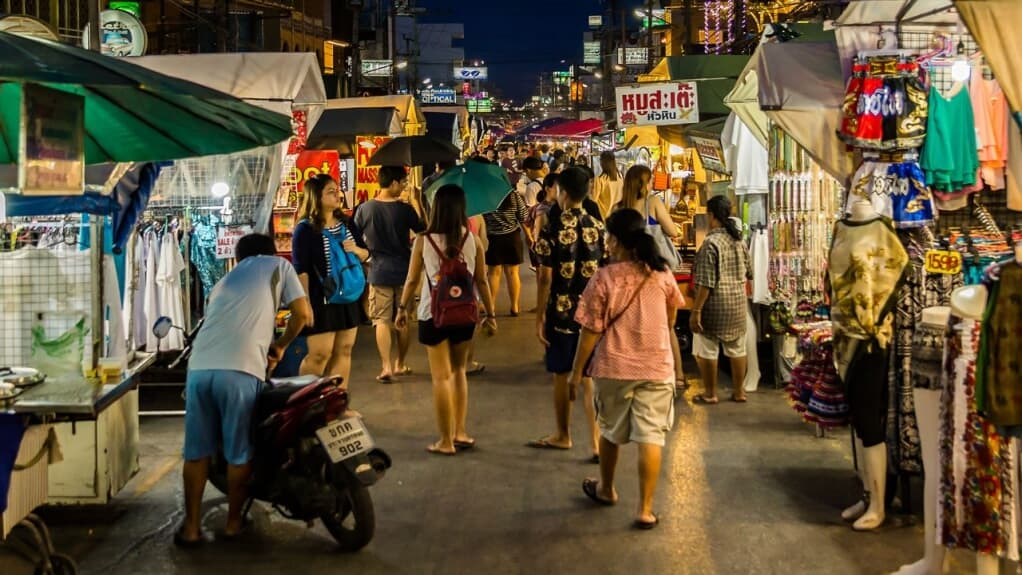 hua hin attractions - Night Market