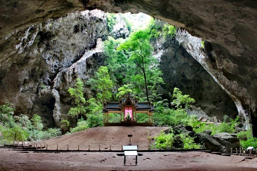 hua hin attractions - Phraya Nakhon Cave