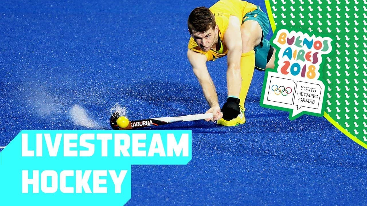 Hockey 5s Youth Olympics Games (2018) Live Streaming
