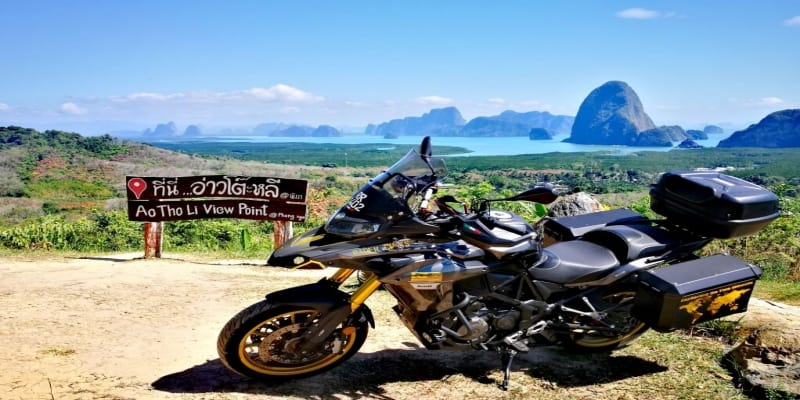 Southern Thailand Ride