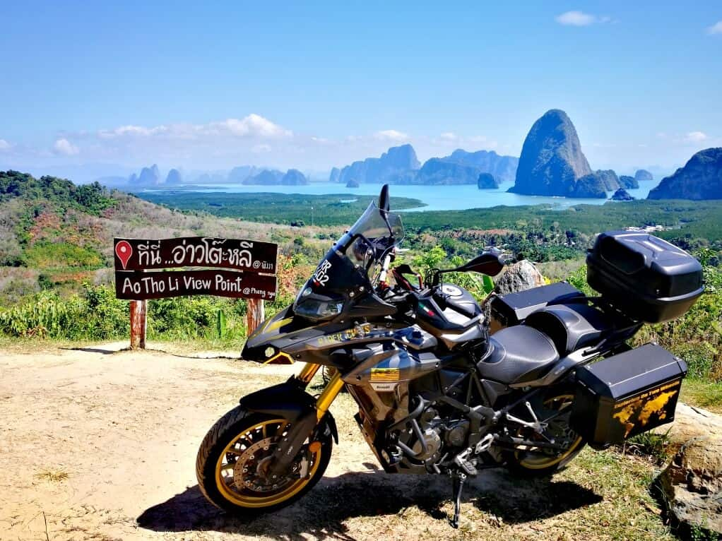 Toh Li View Point at Phang Nga