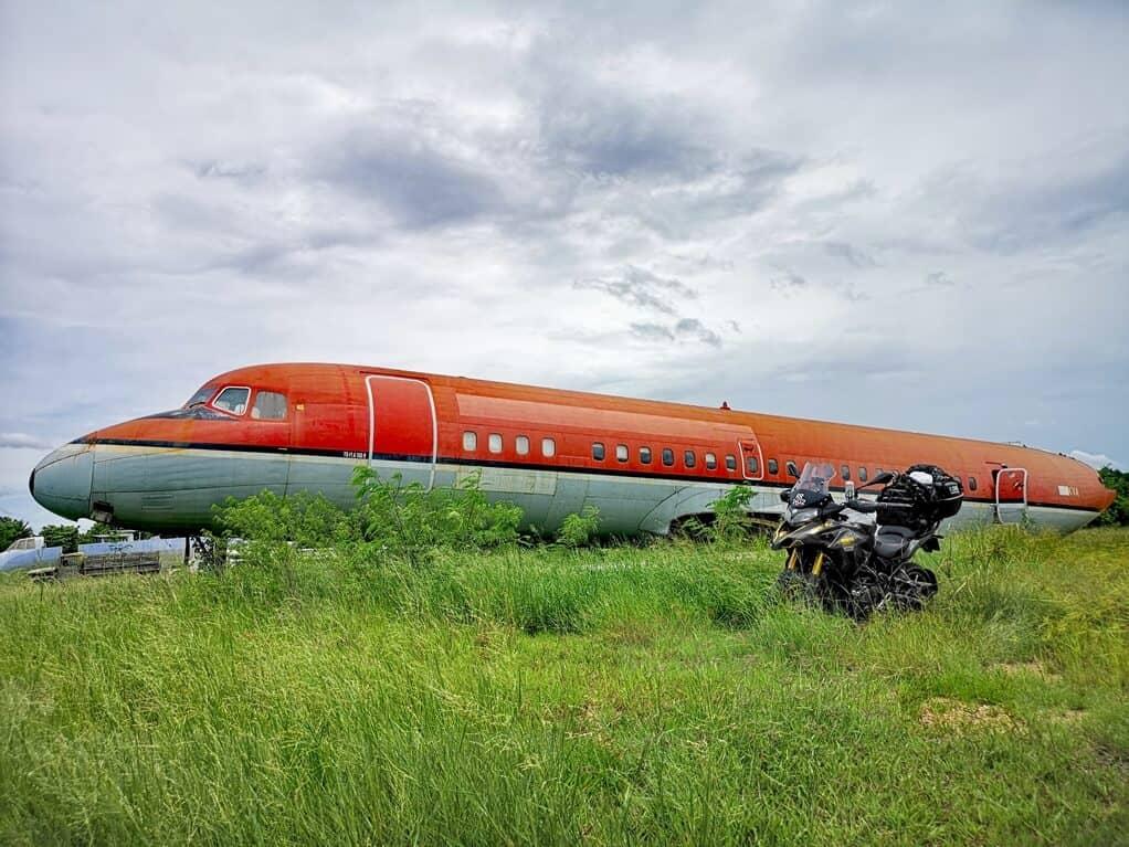 Aircraft at Nakhon Pathom