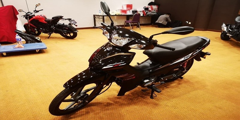 SM Sport 110E Launched