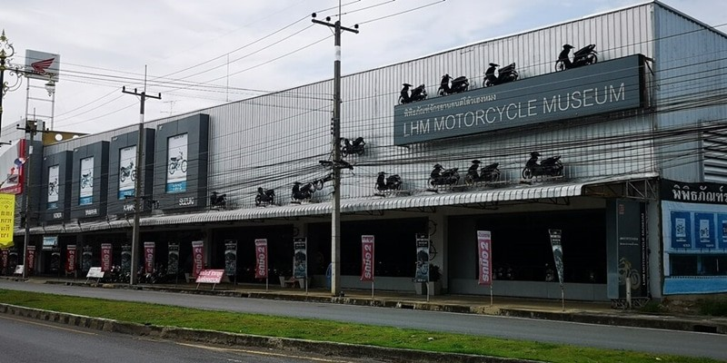 lhm motorcycle-museum-kanchanaburi thailand