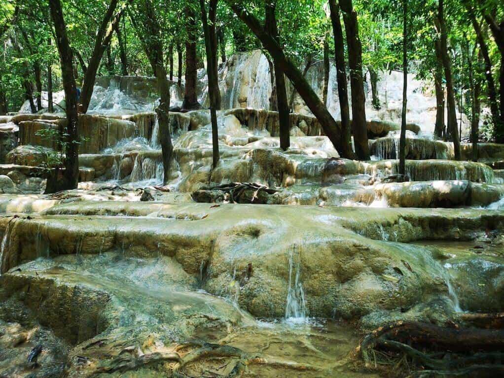 Wang Saithong Waterfalls