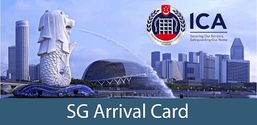 Singapore Arrival Card Online