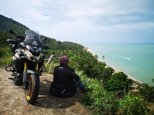 View Point Outskirt of Surat Thani