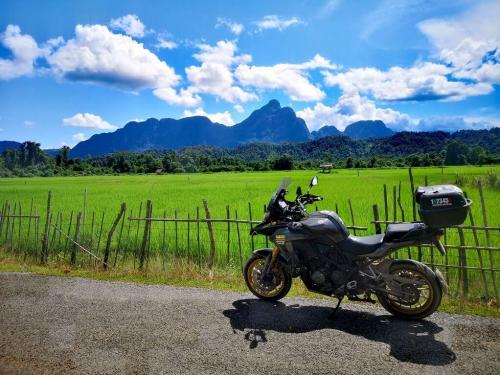 Vang Vieng Mountains