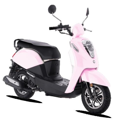 Mio110 pink 2019